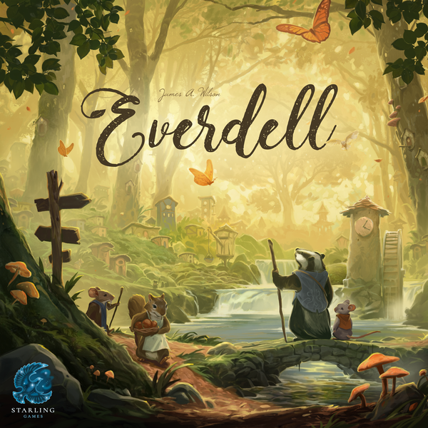 Review of Everdell – The Meeple Street image